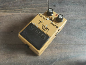 1981 Boss TW-1 Touch Wah Auto Filter MIJ Japan Vintage Effects Pedal