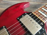 1992 Orville By Gibson '62 Reissue SG (Heritage Cherry Red)