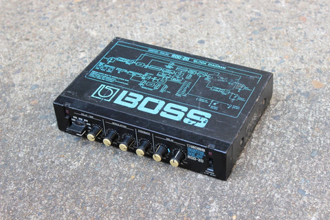 1980's Boss RDD-20 Digital Delay MIJ Japan Vintage Effects Rack