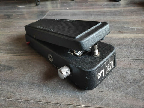 Dunlop 535Q Crybaby Multi Wah Effects Pedal