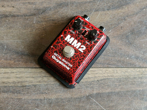 1990's Guyatone MM3 Metal Master Distortion Effects Pedal