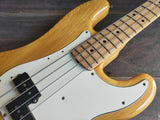 1976 Fernandes Japan Power Precision Vintage Bass (Natural)