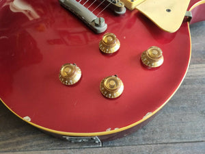1980 Greco Japan EG-450 Super Power Les Paul (Candy Apple Red)