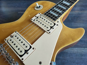 1976 Aria Pro II Japan LS-700 Les Paul Standard (Natural)