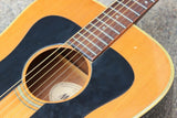 Vintage Morris W-20 Terada Acoustic Guitar (Made in Japan)