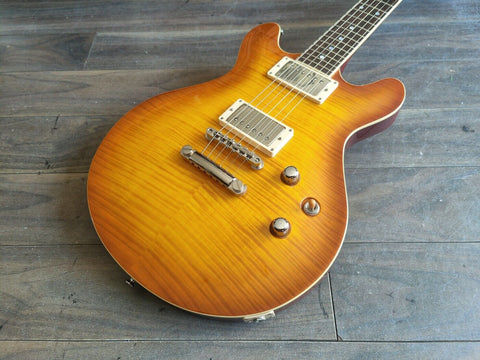 2009 Tokai Japan Love Rock II Double Cutaway Les Paul (Violin Finish)