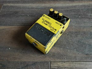 1987 Boss OD-2 Japan MIJ Turbo Overdrive Vintage Effects Pedal