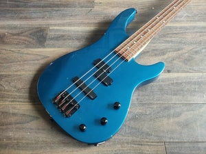 1992 Yamaha Japan RBX-550RS Special Edition Electric Bass (Blue Metallic)