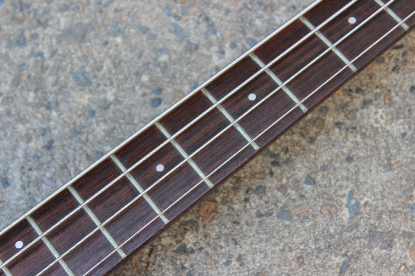 1980's Fresher Contemporary Medium Scale PJ Bass (made in Japan)