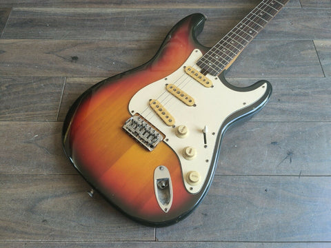 Early 70's Greco Japan (Matsumoku) Stratocaster