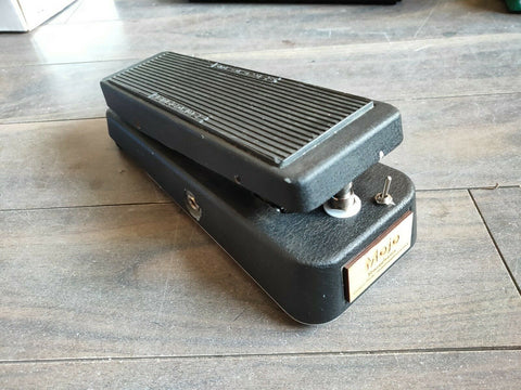 Mojo Mods Modified GCB-95 Crybaby Wah (True Bypass & More)