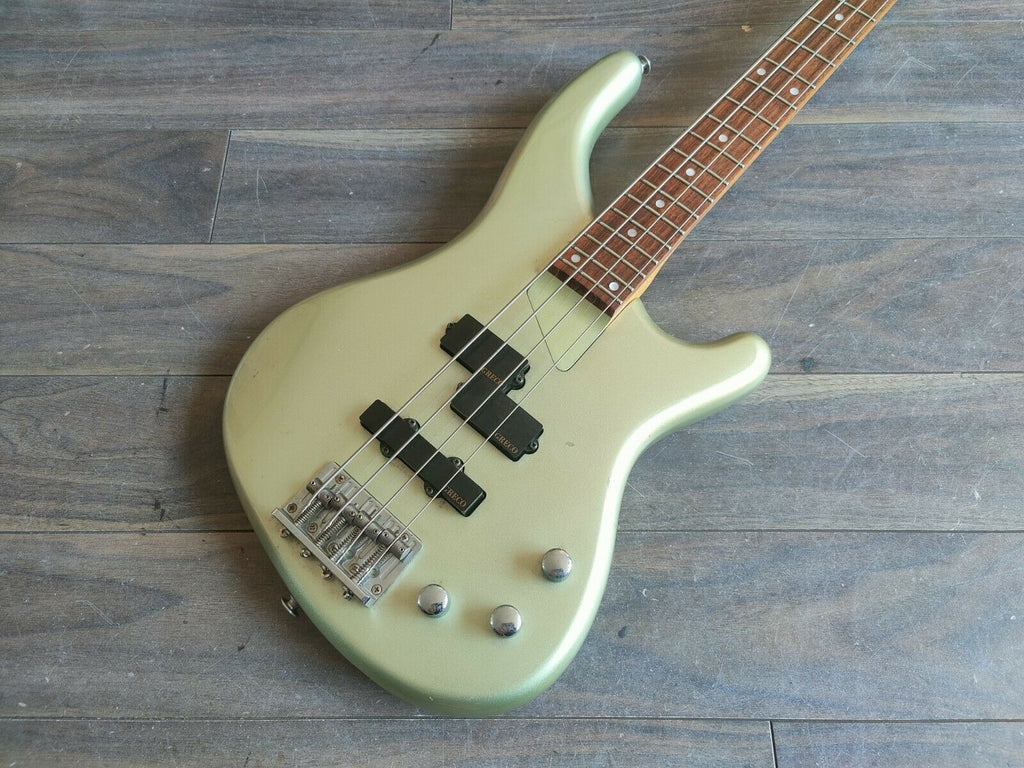 2000 Greco Japan PXB-400 PJ Phoenix Bass Bass (Green)
