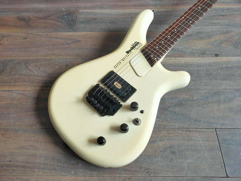 1989 Rockoon Japan (by Kawai) TG-60 Electric Guitar w/Built-in Overdrive