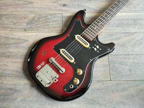 1960's Maya EG-2 Vintage Electric Guitar (Made in Japan)