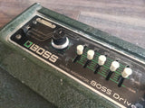 1979 Boss DB-5 Driver Compressor/Fuzz/Equalizer MIJ Japan Vintage Effects Pedal
