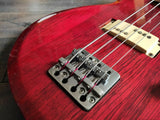 1981 Aria Pro II Japan CSB-380 Cardinal Bass (Made in Japan)