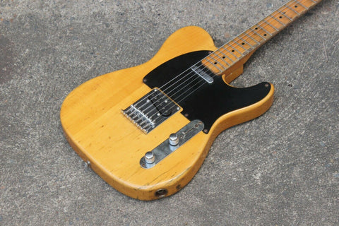 1980's Hurricane by Morris Telecaster Vintage Electric Guitar (Japan)