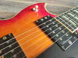 1980 Yamaha Japan SG-1000 Vintage Electric Guitar (Cherry Sunburst)