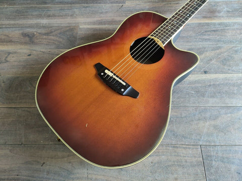 1990's Morris Tornado Eclipse ZIII Acoustic (Ovation Style)