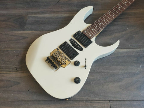 1993 Ibanez RG HSS Superstrat (Made in Japan) w/Dimarzio Evolutions