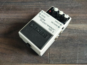 Boss NS-2 Noise Suppressor Gate Vintage Effects Pedal