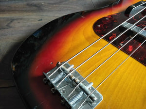 1970's Founder Electric Bass w/Telecaster Pickup (Made in Japan)