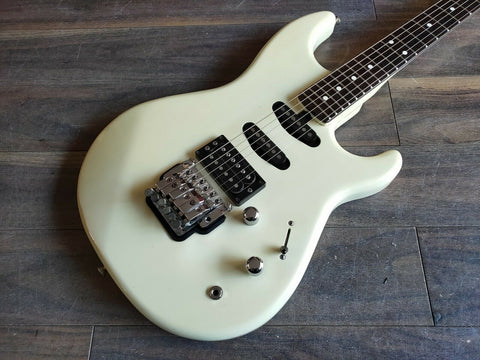 1987 Yamaha Japan Session 512 MIJ Stratocaster (Sparkle White)