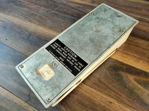 1970s Fender Fuzz Wah Vintage Effects Pedal (Grey)