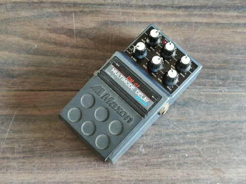 1980's Maxon DM-01 Multimode Modulation Delay Effects MIJ Japan Effects Pedal