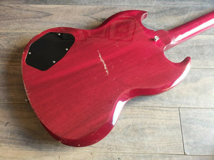 1996 Orville Japan EB-3 SG Bass by Fujigen (Cherry Red)