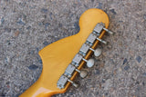 1995 Fender Japan MG69 Mustang (Sunburst)