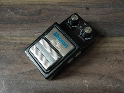 1983 Maxon NG-9 Noise Gate MIJ Japan Effects Pedal