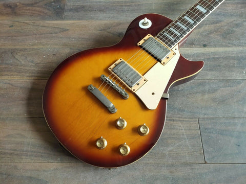 1970's Fresher Japan Les Paul Standard (Brown Sunburst)
