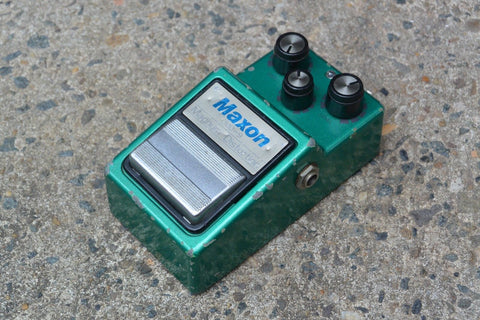 1980s Maxon MD-9 Magnum Distortion Rare Big Muff MIJ Japan Effects Pedal