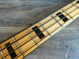 "1970's Fresher Japan 70's Style Jazz Bass ""Personal Bass"" (Sunburst)"