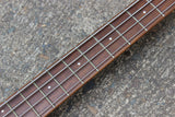 1960's Guyatone EB-1 Mosrite Style Short Scale Electric Bass Guitar (Cream)