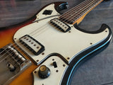 1960's Aria Diamond Burns Style Guitar (Made in Japan)
