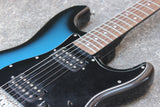 1980's Tokai Japan Limited Edition HH Humbucker Stratocaster Superstrat (Blue)