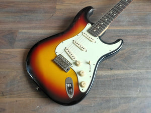 2013 Fender Japan STR62-NLS Noiseless Limited Edition Stratocaster (Sunburst)