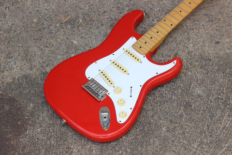 1980s Hondo H7600R Vintage Stratocaster Electric Guitar