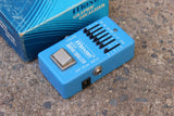 1970's Maxon GE-601 Graphic EQ Vintage MIJ Japan Effects Pedal w/Box