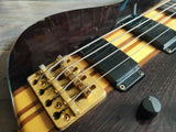 1987 Aria Pro II (by Tokai) SB-RSZ Neck Through Electric Bass (Made in Japan)