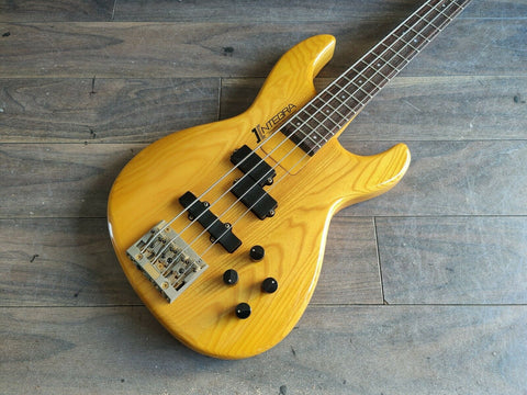 1988 Aria Pro II IGB-85 Integra Bass (Natural)