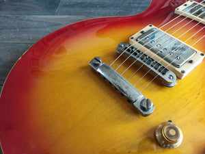 1977 Greco Japan EG-700 Vintage Les Paul Standard (Cherry Sunburst)