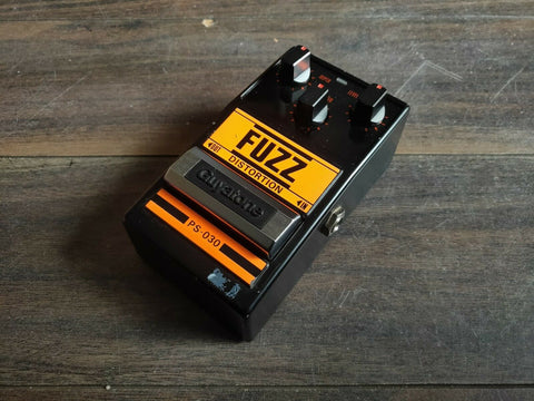 1986 Guyatone PS-030 Fuzz Distortion MIJ Japan Vintage Effects Pedal