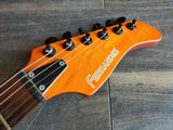 1990's Fernandes MY-115s Offset Electric Guitar (with Sustainer)