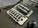 1985 Aria Pro II ZZ Deluxe Explorer Vintage Electric Guitar (Made in Japan)