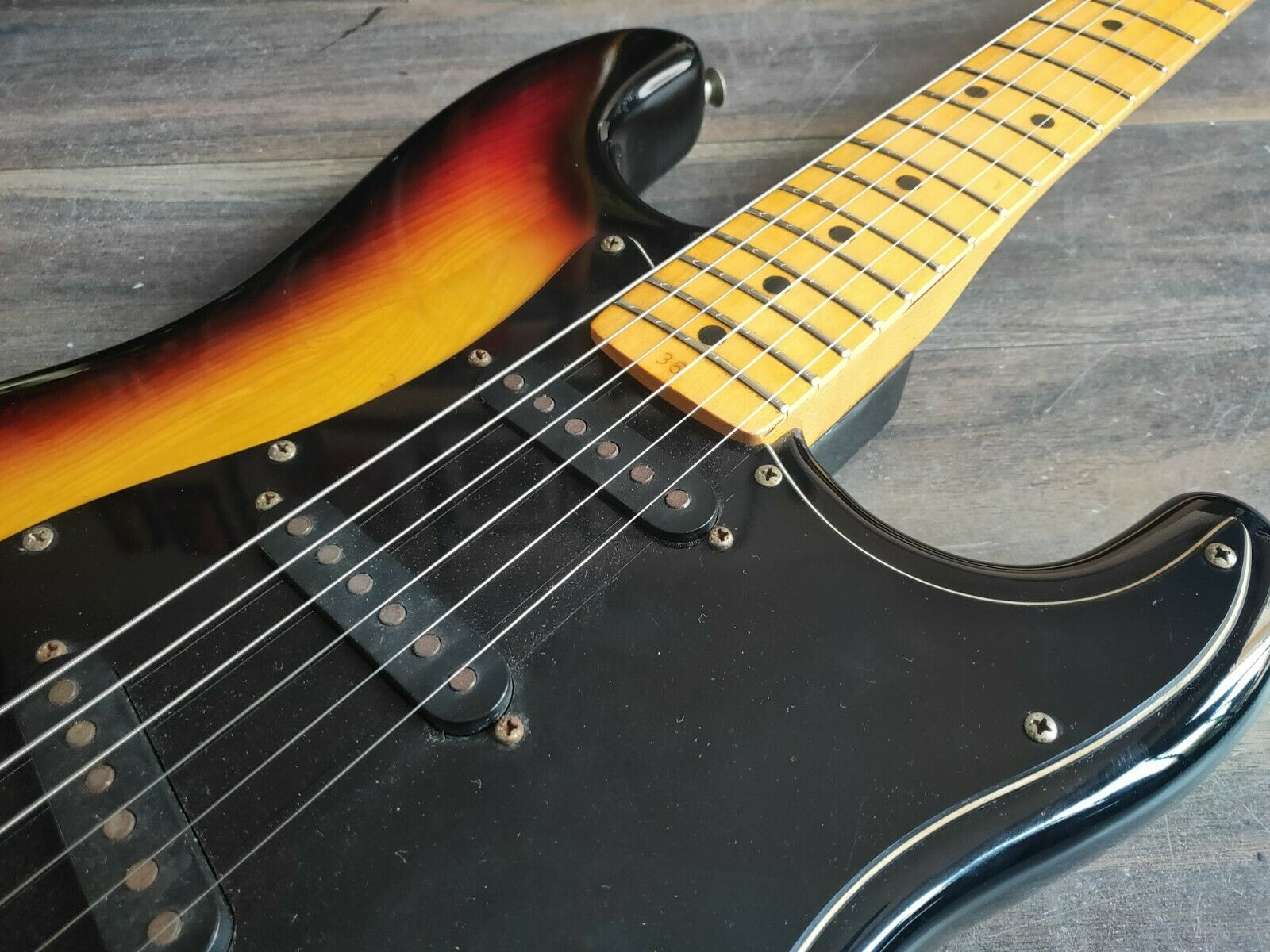 1979 Tokai SS-36 Silver Star Stratocaster (Made in Japan)