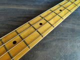 1998 Fender Japan PB57-53 '57 Reissue Precision Bass (Candy Apple Red)