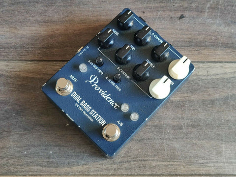 Providence Dual Bass Station Preamp (Made in Japan)